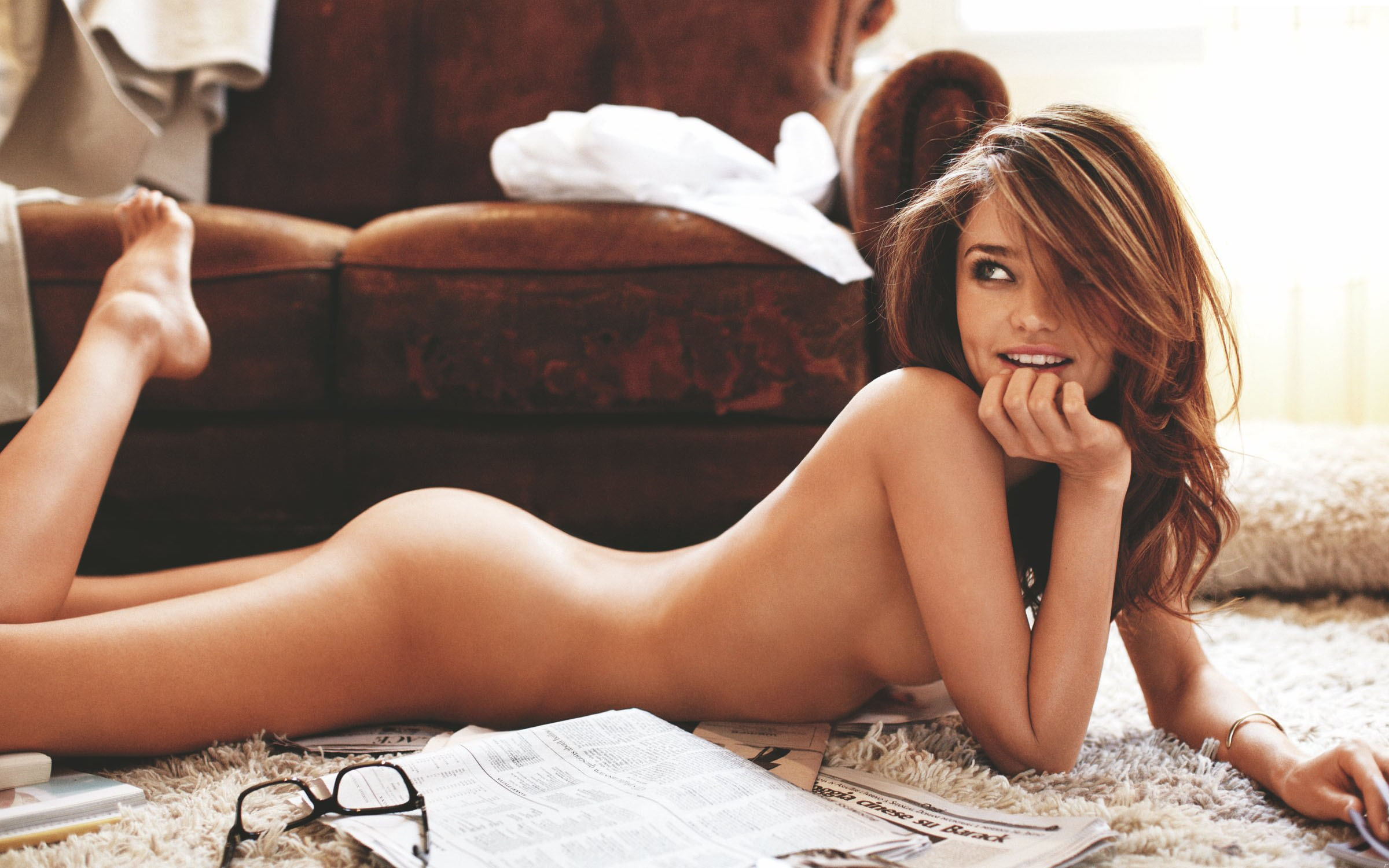Miranda Kerr In Nice Position