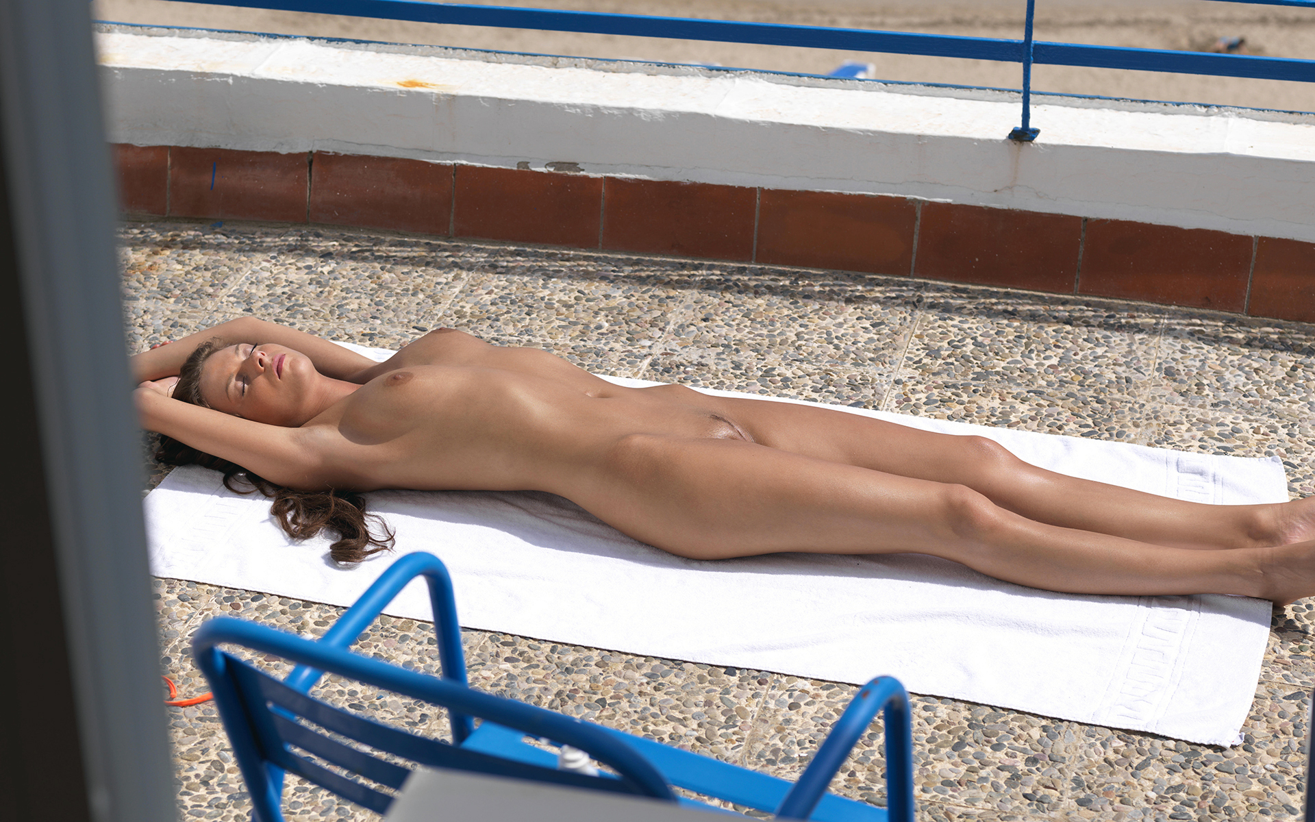 Stasha nudist beach consider