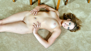 Blonde With Legs Closed