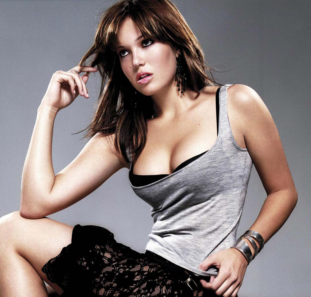mandy moore (7) Hood by ~Porn 2 Be A Life on deviantART